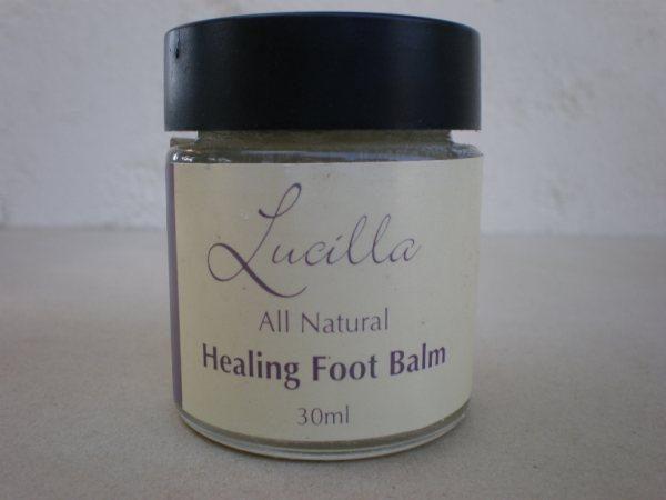 Lucilla Foot Balm 30ml
