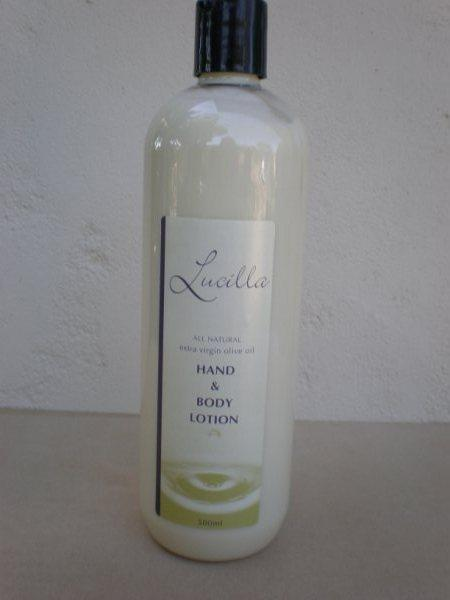 Lucilla Hand & Body Lotion 500ml