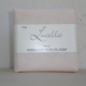 Olive Oil Soap - Honey